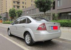 济南福特 福克斯 2007款 三厢 1.8L 自动时尚型