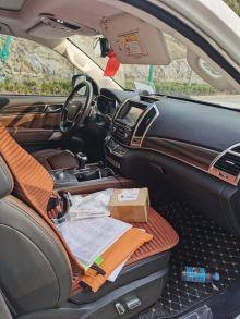 济南哈弗H9 2017款 2.0T 汽油四驱尊贵型 7座