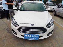 济宁福特-福克斯-2017款 三厢 EcoBoost 180 自动旗舰型