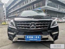 济南奔驰M级 2014款 ML 400 4MATIC动感型