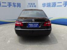 济南奔驰 奔驰E级 2012款 E 200 L CGI优雅型