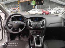 济南福特-福克斯-2015款 三厢 1.6L 手动风尚型