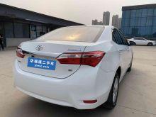 济南丰田-卡罗拉-2014款 1.6L CVT GL-i