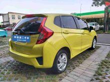 济南本田-飞度-2016款 1.5L LX CVT舒适型