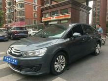 济南雪铁龙 世嘉三厢 2014款 VTS版 1.6L 自动品尚型