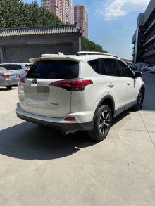 济南丰田-RAV4荣放-2018款 2.0L CVT两驱风尚X版