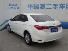 济南丰田-卡罗拉-2017款 改款 1.6L S-CVT GL