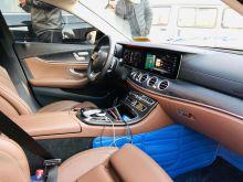 济南奔驰-奔驰E级-2018款 改款 E 200 L 运动型 4MATIC