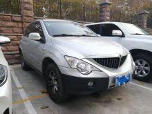 济南双龙 爱腾(进口) 2014款 2.3L 两驱自动舒适汽油版