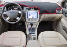 济南福特 福克斯 2011款 三厢 1.8L 自动豪华型