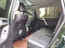 济南丰田 普拉多 2018款 3.5L 自动TX-L
