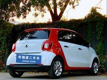 济南smart Forfour(进口) 2016款 1.0L 52千瓦灵动版