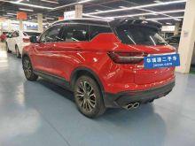 济南吉利-缤越-2019款 260T DCT骑士 国VI