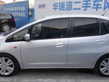 济南本田-飞度-2008款 1.3L 自动舒适版