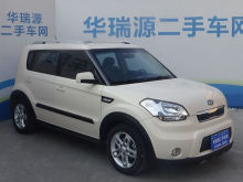 济南起亚-秀尔-2013款 1.6L MT GL