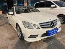 济南奔驰-奔驰E级(进口)-2012款 E 260 CGI Coupe