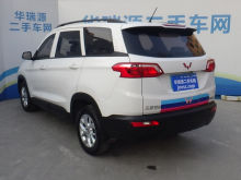 济南五菱宏光S3 2018款 1.5L 手动舒适型