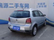 济南大众-POLO-2009款 Cross1.6L 手动