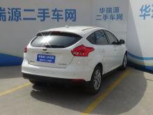 济南福特-福克斯-2017款 两厢 1.6L 自动风尚型智行版