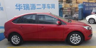 济南福特-福克斯-2013款 两厢经典 1.8L 自动基本型