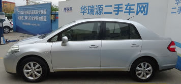 济南日产-颐达-2008款 1.6L 自动时尚型