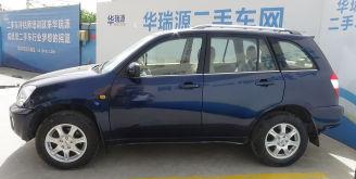 济南奇瑞-瑞虎-2010款 精英版 1.6L 手动舒适型