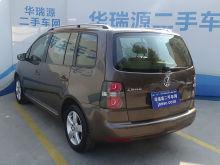 济南大众-途安-2013款 1.4T 自动舒适版5座