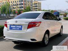 济南丰田 威驰 2015款 1.5L 手动智享星光版
