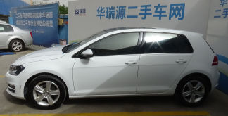 济南大众-高尔夫-2014款 1.6L 自动舒适型