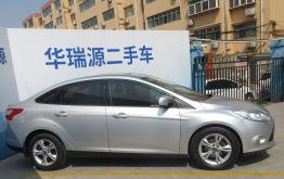 济南福特-福克斯-2012款 三厢 1.6L 自动风尚型