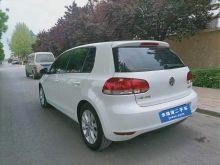 济南大众-高尔夫-2012款 1.6 手动时尚型