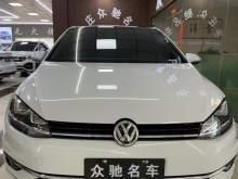 枣庄大众 高尔夫 2018款 1.6L 自动舒适型
