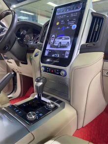 济南丰田-兰德酷路泽(进口)-2019款 酷路泽5700 5.7L VX-R 12气