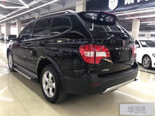 2014荣威w5图片_济南二手荣威W5 2014款 1.8T 4WD 自动豪域特装版 5.87万-华瑞源二手车网