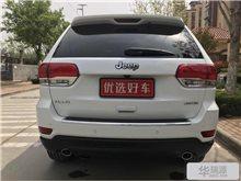 济南Jeep 大切诺基(进口) 2014款 3.0L 舒享导航版