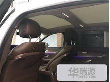 潍坊奔驰E级 2018款 改款 E 300 L 运动豪华型