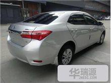 济南丰田 卡罗拉 2014款 1.6L CVT GL-i