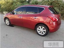 潍坊日产 骐达 2011款 1.6T XV CVT 炫动版