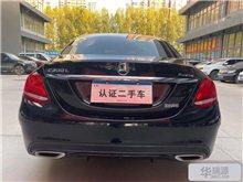 济南奔驰C级 2017款 C 200 L 4MATIC 运动版