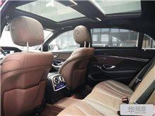 济南奔驰S级(进口) 2016款 S 320 L 商务型