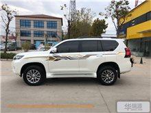 济宁丰田 普拉多 2018款 3.5L 自动TX-L NAVI后挂备胎