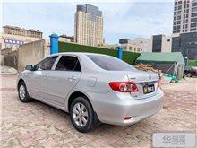 威海丰田 卡罗拉 2013款 特装版 1.6L 自动至酷型GL
