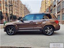 濟南奔馳GLK級 2013款 GLK 300 4MATIC 動感天窗型