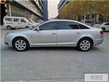济南奥迪A6L 2011款 2.4L 舒适型