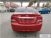 聊城现代 瑞纳 2010款 三厢 1.4L 手动舒适型GS
