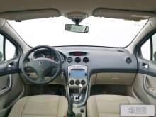 聊城标致408 2011款 1.6L 自动舒适版