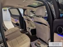 青岛奔驰E级 2017款 E 300 L 运动时尚型