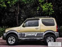 济南铃木 吉姆尼(进口) 2012款 1.3 AT JLX