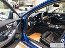 济南奔驰C级 2016款 C 200 L 4MATIC