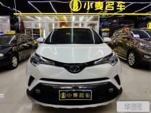 济南丰田C-HR 2018款 2.0L 豪华天窗版 国V